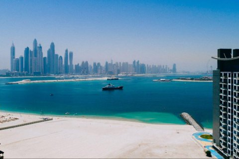 شقة للبيع في نخلة جميرا، دبي، الإمارات العربية المتحدة 1 غرفة نوم ، 73 متر مربع ، رقم 1638 - photo 1