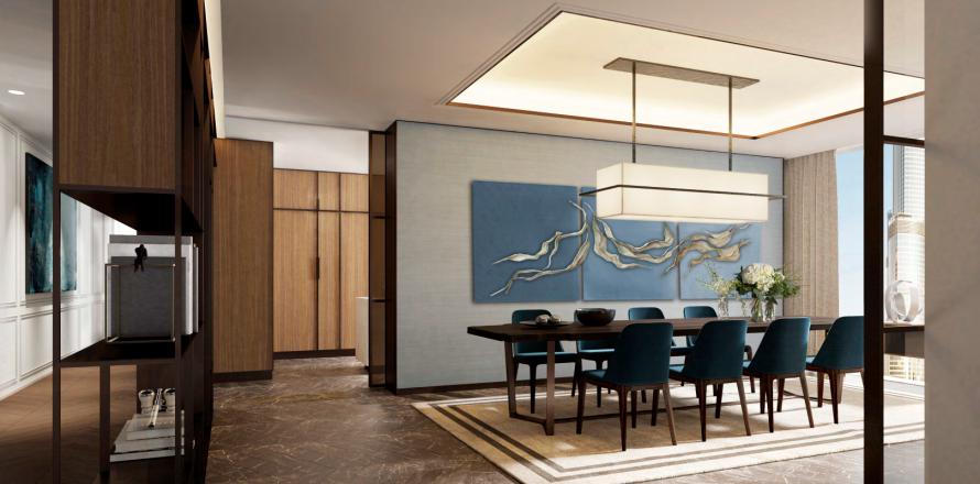 Квартира в Даунтауне Дубая, Дубай, ОАЭ 3 спальни, 145.4м2, №196