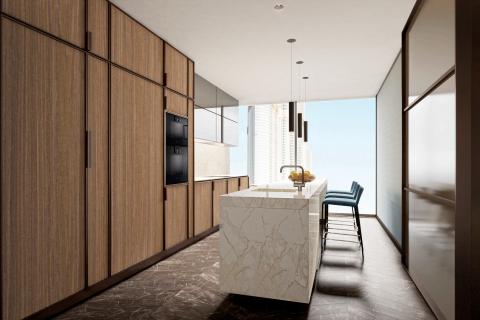 Продажа квартиры в Даунтауне Дубая, Дубай, ОАЭ 3 спальни, 145.4м2, № 196 - фото 9