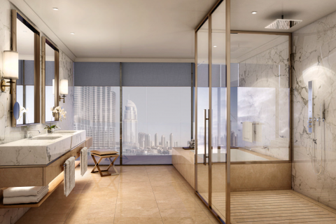 Продажа квартиры в Даунтауне Дубая, Дубай, ОАЭ 3 спальни, 145.4м2, № 196 - фото 5