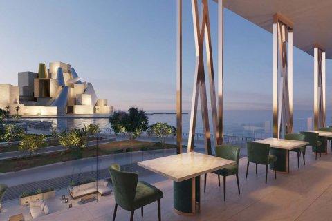 Продажа квартиры в Острове Саадият, Абу-Даби, ОАЭ 2 спальни, 169.92м2, № 869 - фото 1