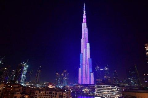 Продажа квартиры в Бурдж-Халифе, Дубай, ОАЭ 3 спальни, 253м2, № 1452 - фото 1
