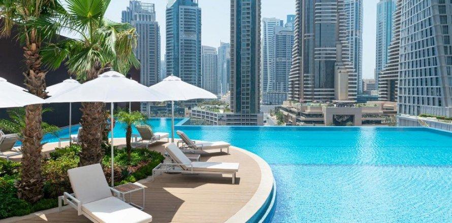Жилой комплекс в Дубай Марине, Дубай, ОАЭ №1313