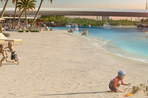 Продажа квартиры в Dubai Creek Harbour (The Lagoons), Дубай, ОАЭ 3 спальни, 174м2, № 1387 - фото 9