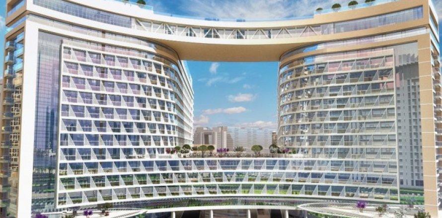 Квартира в Пальме Джумейре, Дубай, ОАЭ 107м2, №1646