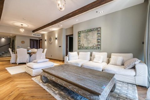 Продажа таунхауса в Пальме Джумейре, Дубай, ОАЭ 3 спальни, 500м2, № 1675 - фото 1