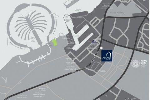 Продажа квартиры в Джабаль-Али, Дубай, ОАЭ 1 спальня, 29м2, № 1377 - фото 3
