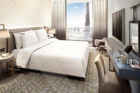 Продажа квартиры в Даунтауне Дубая, Дубай, ОАЭ 1 спальня, 72м2, № 1641 - фото 5