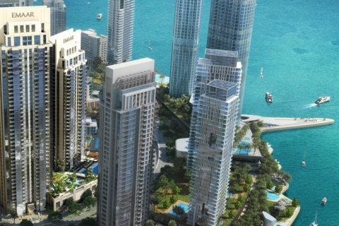 Продажа квартиры в Dubai Creek Harbour (The Lagoons), Дубай, ОАЭ 1 спальня, 76м2, № 1445 - фото 2