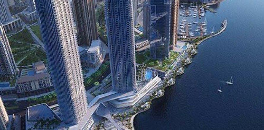 Квартира в Dubai Creek Harbour (The Lagoons), Дубай, ОАЭ 3 спальни, 140м2, №1525