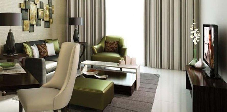 Квартира в Джумейра Вилладж Серкл, Дубай, ОАЭ 3 спальни, 150м2, №1397