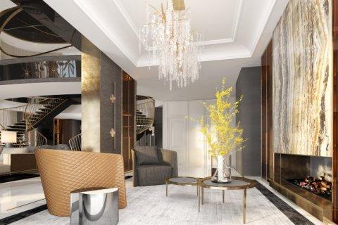 Продажа пентхауса в Пальме Джумейре, Дубай, ОАЭ 5 спален, 1344м2, № 1364 - фото 5