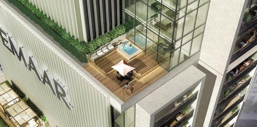 Квартира в Dubai Creek Harbour (The Lagoons), Дубай, ОАЭ 4 спальни, 225м2, №1405