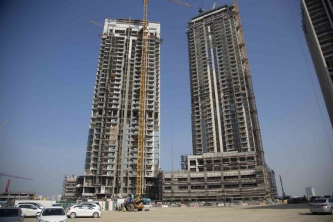 Продажа квартиры в Dubai Creek Harbour (The Lagoons), Дубай, ОАЭ 2 спальни, 102м2, № 1465 - фото 9