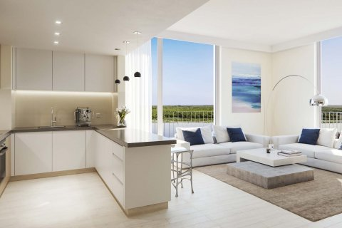 Продажа квартиры в Острове Яс, Абу-Даби, ОАЭ 2 спальни, 99.21м2, № 1335 - фото 1