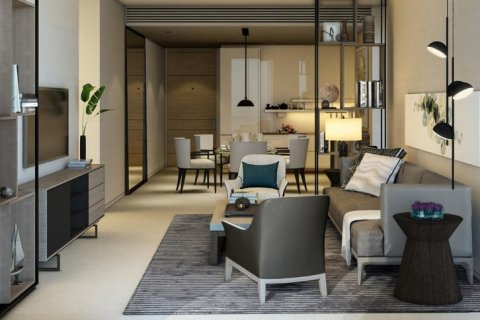 Продажа квартиры в Дубай Марине, Дубай, ОАЭ 1 спальня, 70м2, № 1947 - фото 1