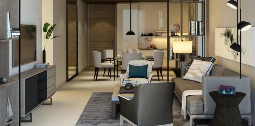 Квартира в Дубай Марине, Дубай, ОАЭ 2 комнаты, 70м2, №1947