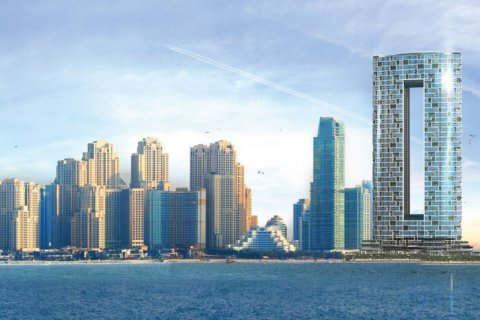Продажа квартиры в Дубай Марине, Дубай, ОАЭ 1 спальня, 70м2, № 1947 - фото 4