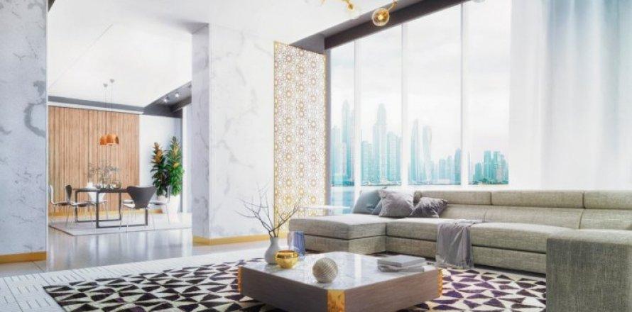 Жилой комплекс в Пальме Джумейре, Дубай, ОАЭ №1945