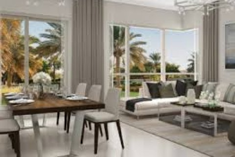 Продажа таунхауса в Дубай Хилс Эстейт, Дубай, ОАЭ 4 спальни, 222м2, № 1448 - фото 4