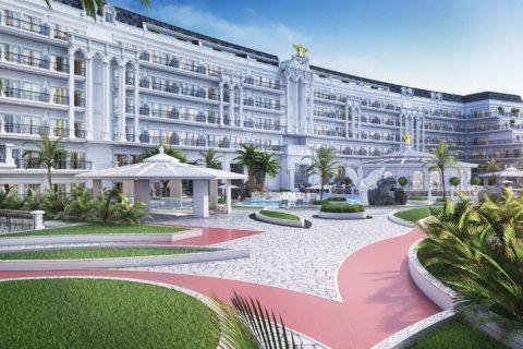 Продажа квартиры в Arjan, Дубай, ОАЭ 37м2, № 1476 - фото 1