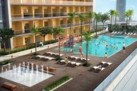 Продажа квартиры в Бизнес-Бэе, Дубай, ОАЭ 40м2, № 1540 - фото 9
