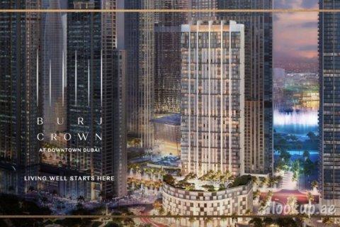 Продажа квартиры в Даунтауне Дубая, Дубай, ОАЭ 3 спальни, 125м2, № 1516 - фото 4