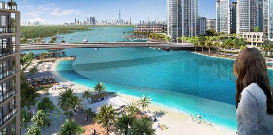 Квартира в Dubai Creek Harbour (The Lagoons), Дубай, ОАЭ 3 спальни, 170м2, №1513