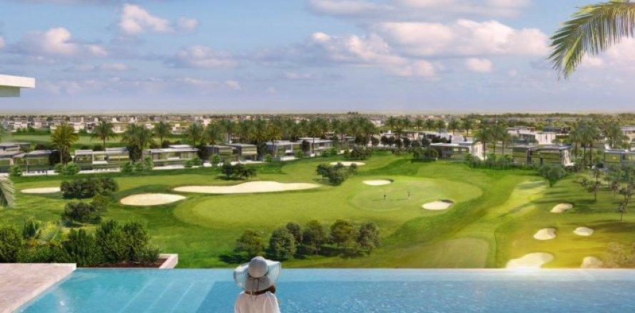 Квартира в Дубай Хилс Эстейт, Дубай, ОАЭ 3 спальни, 159м2, №1588