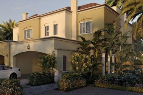 Продажа виллы в Дубае, ОАЭ 3 спальни, 75м2, № 1644 - фото 1