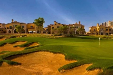 Продажа квартиры в Джумейра Гольф Эстейтс, Дубай, ОАЭ 1 спальня, 102м2, № 1392 - фото 2