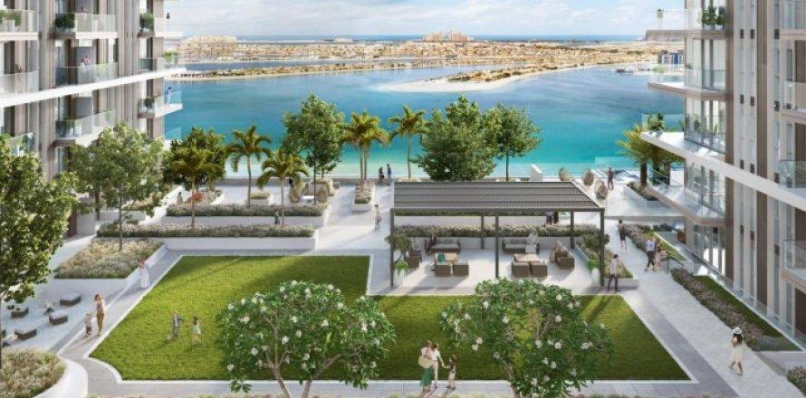 Квартира в Dubai Harbour, Дубай, ОАЭ 2 спальни, 111м2, №1460