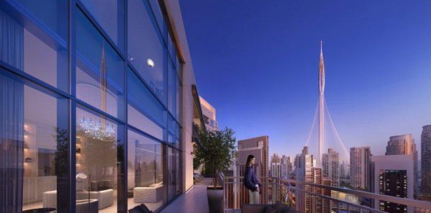 Квартира в Dubai Creek Harbour (The Lagoons), Дубай, ОАЭ 2 спальни, 102м2, №1465