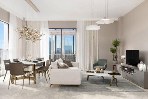 Продажа квартиры в Dubai Creek Harbour (The Lagoons), Дубай, ОАЭ 3 спальни, 129м2, № 1581 - фото 3
