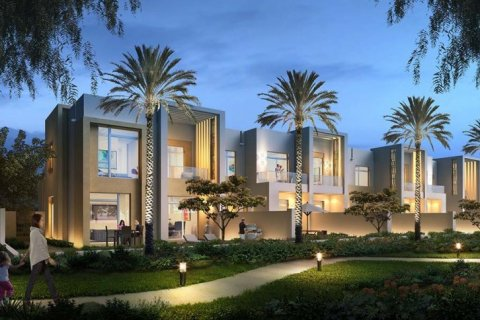 Продажа таунхауса в Арабиан Ранчес, Дубай, ОАЭ 3 спальни, 213м2, № 1550 - фото 8