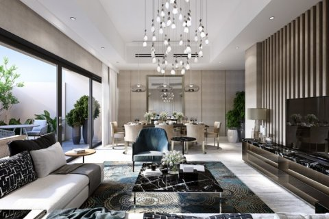 Продажа таунхауса в Мохаммед Бин Рашид Сити, Дубай, ОАЭ 3 спальни, 189м2, № 1542 - фото 4