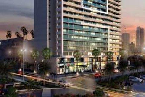 Продажа квартиры в Джумейра Вилладж Серкл, Дубай, ОАЭ 2 спальни, 70м2, № 1492 - фото 1