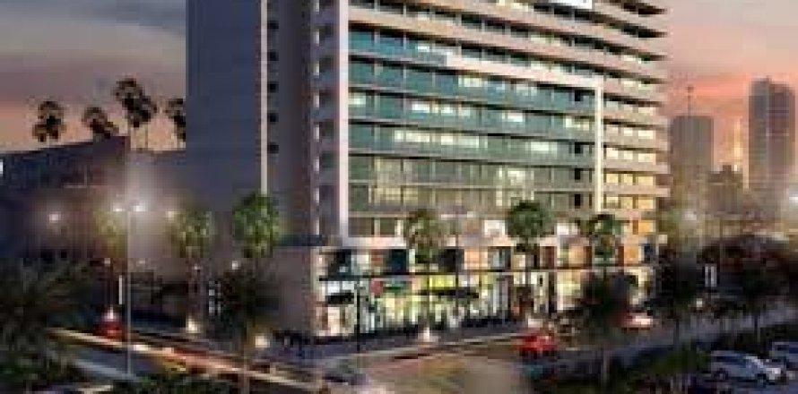 Квартира в Джумейра Вилладж Серкл, Дубай, ОАЭ 2 спальни, 70м2, №1492