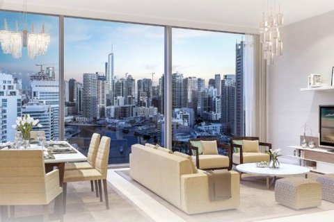 Продажа квартиры в Дубай Марине, Дубай, ОАЭ 1 спальня, 93м2, № 1667 - фото 5