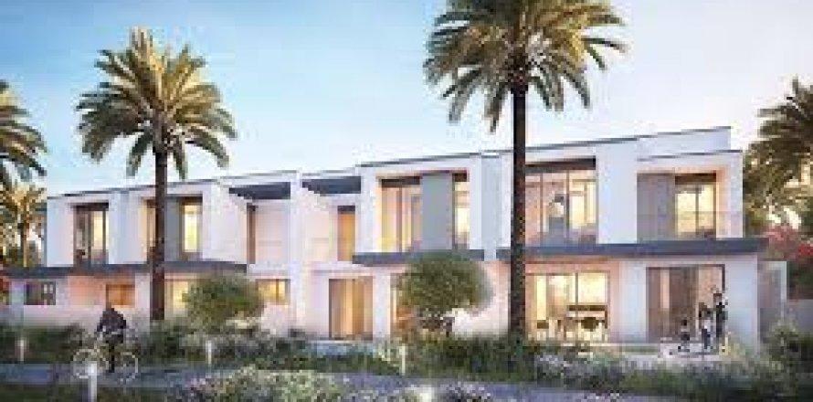 Таунхаус в Дубай Хилс Эстейт, Дубай, ОАЭ 5 спален, 251м2, №1462