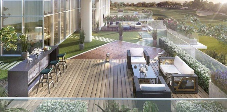 Квартира в Дубай Хилс Эстейт, Дубай, ОАЭ 3 спальни, 210м2, №1648