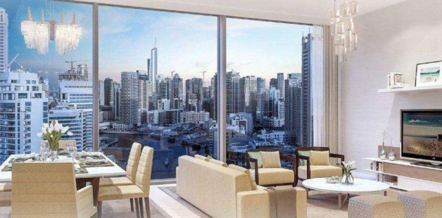 Квартира в Дубай Марине, Дубай, ОАЭ 1 спальня, 65м2, №1411