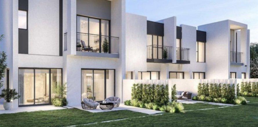 Вилла в Дубае, ОАЭ 3 спальни, 216м2, №1564