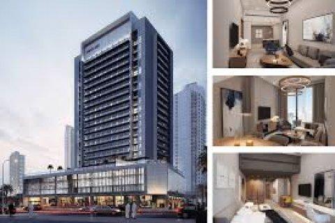 Продажа квартиры в Бизнес-Бэе, Дубай, ОАЭ 40м2, № 1540 - фото 1