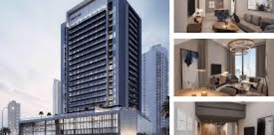 Квартира в Бизнес-Бэе, Дубай, ОАЭ 40м2, №1540