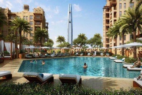 Продажа квартиры в Джумейре, Дубай, ОАЭ 2 спальни, 154м2, № 1546 - фото 1