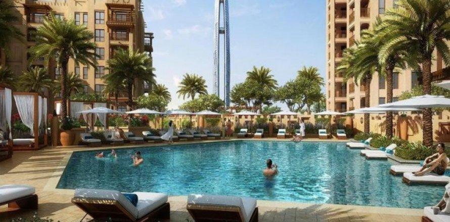 Квартира в Джумейре, Дубай, ОАЭ 2 спальни, 154м2, №1546