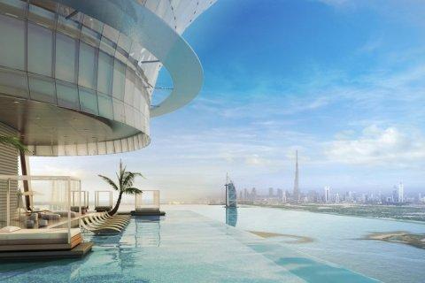 Продажа квартиры в Пальме Джумейре, Дубай, ОАЭ 1 спальня, 98м2, № 1446 - фото 3
