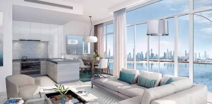 Квартира в Dubai Creek Harbour (The Lagoons), Дубай, ОАЭ 2 спальни, 97м2, №1463
