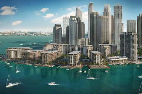Продажа квартиры в Dubai Creek Harbour (The Lagoons), Дубай, ОАЭ 2 спальни, 115м2, № 1429 - фото 2